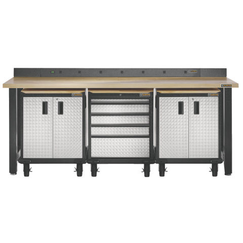 Gladiator 8 39 Modular Workbench